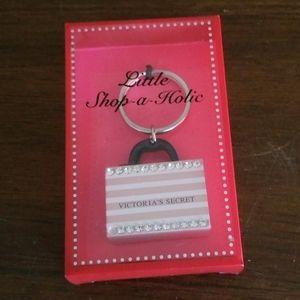 Victoria's Secret key chain NWT